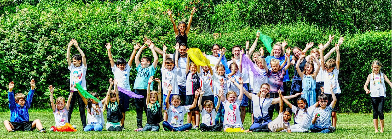 Erfolgreiche Sommercamps