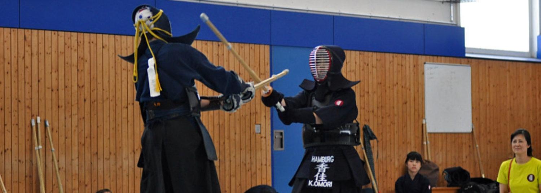 Anfängerkurs im Kendo