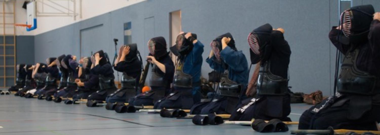 Erster Kendo-Lehrgang nach langer Pause
