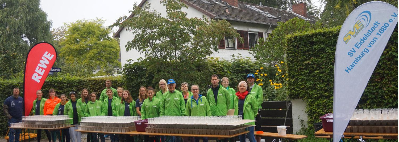 Marathon in Hamburg – der SVE mittendrin